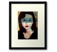 Young Aphrodite  Framed Print