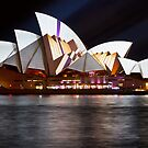 Vivid Sydney 2012 - Lighting the Sails by Andi Surjanto
