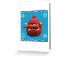 Yukon Cornelius Greeting Card
