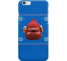 Yukon Cornelius iPhone Case/Skin