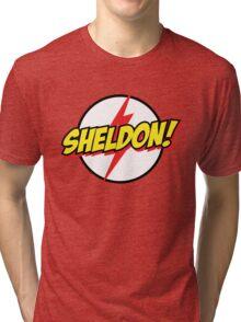Sheldon Tri-blend T-Shirt