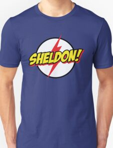 Sheldon Unisex T-Shirt