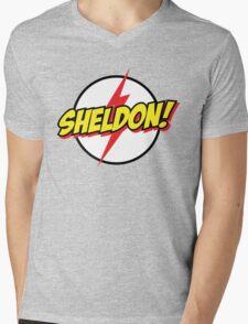 Sheldon Mens V-Neck T-Shirt