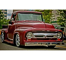 Ford Pick-Up Photographic Print