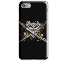 Trinity in Mono iPhone Case/Skin