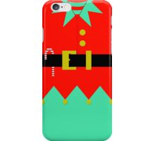 Xmas Elf iPhone Case/Skin