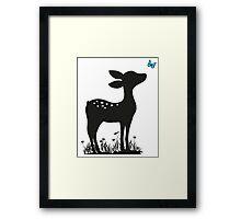 Spirit Animal Reunion Framed Print
