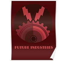 Future Industries Poster
