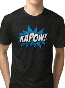 Kapow! Tri-blend T-Shirt
