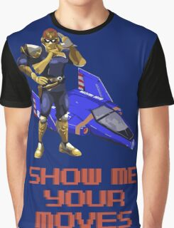 Show Me Your Moves Graphic T-Shirt