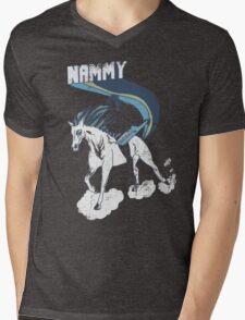 Nammy: Queen of the Stallions Mens V-Neck T-Shirt