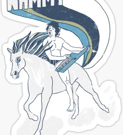 Nammy: Queen of the Stallions Sticker