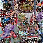 Coney Island Carousel by SylviaS