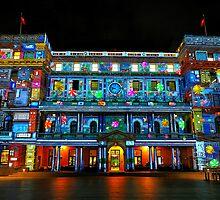 Customs House | Vivid Sydney | 2012 by Bill Fonseca