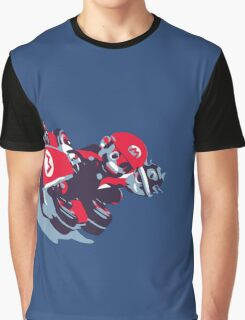 Mario Karting Graphic T-Shirt