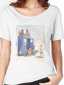 Doctor Pooh Women's Relaxed Fit T-Shirt