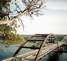 Pennybacker Bridge - 2 by cyasick