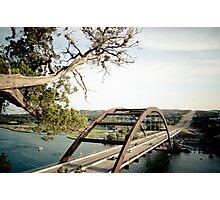 Pennybacker Bridge - 2 Photographic Print