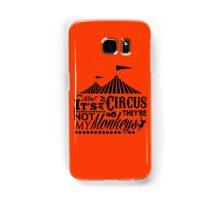 It's A Circus Samsung Galaxy Case/Skin