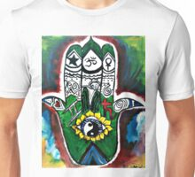 Alchemical Hamsa Unisex T-Shirt