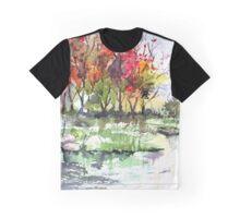 Autumn colours Graphic T-Shirt