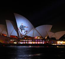 Opera House | Vivid Sydney | 2012 by Bill Fonseca