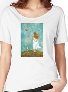 Thinking of You Women's Relaxed Fit T-Shirt