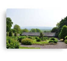 The Ireland Series-County Clare countryside Canvas Print