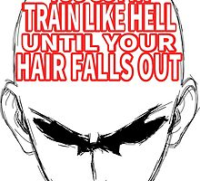One Punch Man - Until Your Hair Falls Out by vonikay