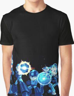 Mega-Man Generations Graphic T-Shirt