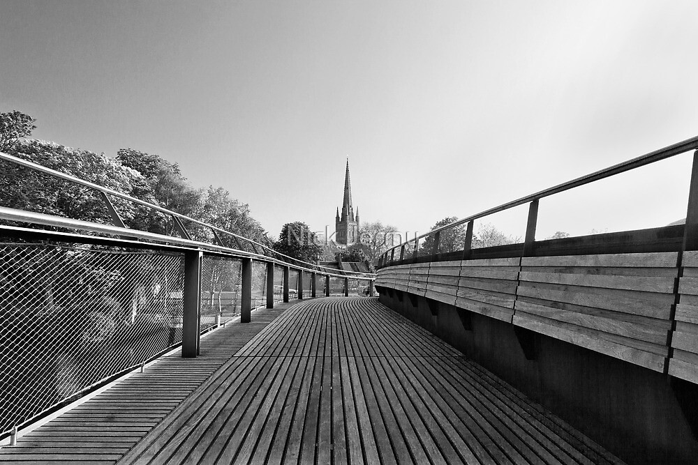 Norwich Cathedral by Nick Jermy