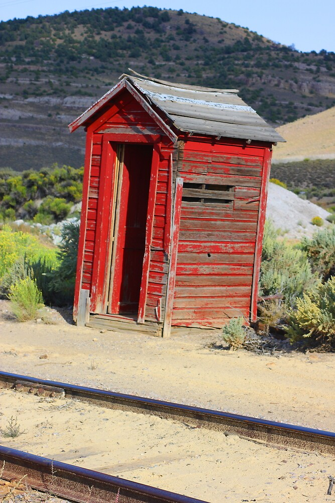 Railshed by Mickey Hatt
