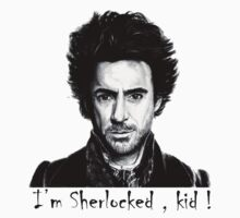 I am sherlocked ! by Jaacky