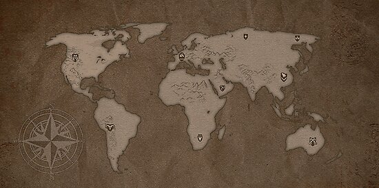 Nine holds of Earth by EnglishTeabags