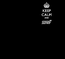 Keep Calm and STI by roccoyou