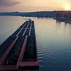 Barge by cyasick
