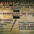 Safety Board by cyasick