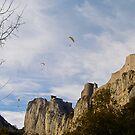 """Cathar Castle """"Perypertuse"""" by globeboater"""