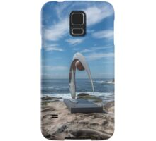 Steel against sky Samsung Galaxy Case/Skin