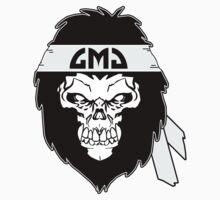 Gorilla Skull T-Shirt