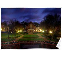 Columbia Theological Seminary, Decatur, Georgia Poster