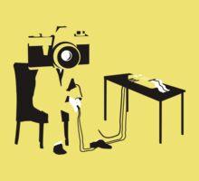 Camera's Don't Lie Kids Tee