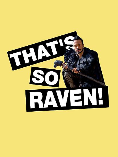 That's so Raven! by nimbusnought