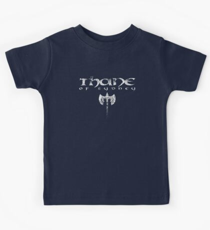 Thane of Sydney Kids Tee