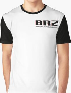 BRZ Coupe Classic Graphic T-Shirt