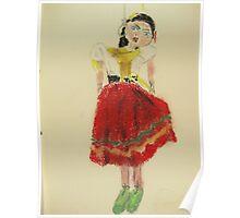 gypsy pelham puppet Poster