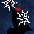 Axel - Kingdom Hearts by tylrclprt