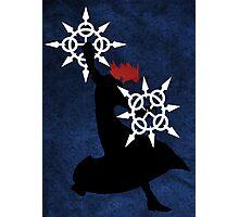 Axel - Kingdom Hearts Photographic Print