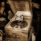 Victrola Talking Machine by RickDavis