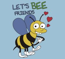 Let's Bee Friends by JamieIII